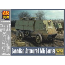 Canadian Armoured MG Carriage 1/35