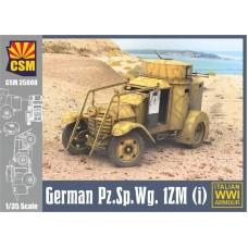 German Pz.Sp.Wg. 1ZM (i) 1/35