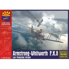 Armstrong-Whitworth F.K.8 Late version 1/48