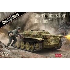 """Panzerkleinzerstörer """"Rutscher"""" 1/35"""