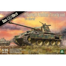 PzKpfw.V Panther A Early/Mid 1/35