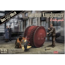 German Kugelpanzer - 2 kits pack 1/35