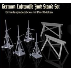 Luftwaffe Jack Stand Set - Double Set