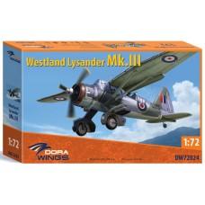 Westland Lysander Mk.III 1/72
