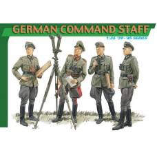 German Command Staff 1/35