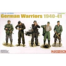German Warriors 1940-41 1/35