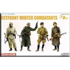 Ostfront Winter Combatants Gen2Gear 1/35