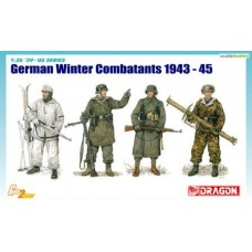 German Winter Combatants 1943-45 1/35