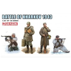 Battle of Kharkov 1943 1/35