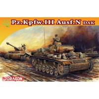 Pz.Kpfw.III Ausf.N DAK 1/72