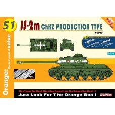 JS-2m ChKZ Production Type w/Soviet Gen 2 Weapons 1/35