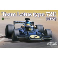 Team Lotus Type 72E 1973 2nd. Production 1/20