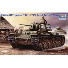 KV-1 m1941 Small Turret 1/35