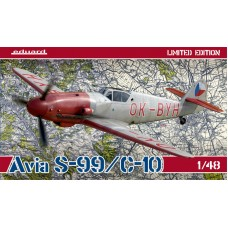 Avia S-99 / C-10 ProfiPACK Limited Edition 1/48