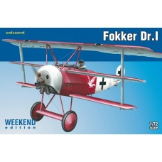 Fokker Dr.I Weekend Edition 1/72