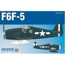Grumman F6F-5 Hellcat Weekend Edition 1/72