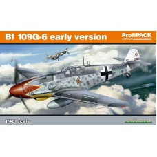 Messerschmitt Bf 109G-6 early version ProfiPACK