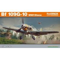 Messerschmitt Bf 109G-10 WNF/Diana ProfiPACK 1/48
