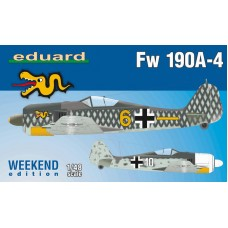 Focke-Wulf Fw 190A-4 Weekend Edition 1/48