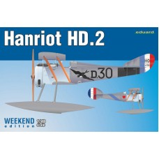 Hanriot HD.2 Weekend Edition 1/48