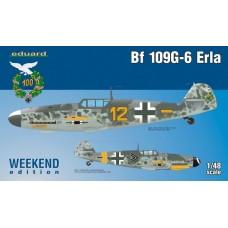 Messerschmitt Bf 109G-6 Erla Weekend Edition 1/48