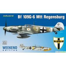 Messerschmitt Bf 109G-6/R6 Weekend Edition 1/48