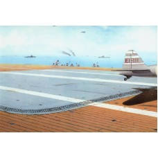 IJN Aircraft Carrier Deck WWII 1/48