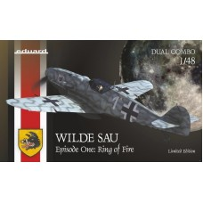 WILDE SAU Episode One: RING of FIRE DUAL COMBO - LIMITED EDITION 1/48