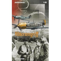 ADLERANGRIFF Messerschmitt Bf 109E-1/3/4 - LIMITED EDITION 1/48