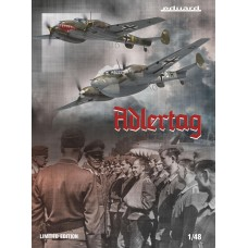 ADLERTAG Messerschmitt Bf 110C/D - LIMITED EDITION 1/48