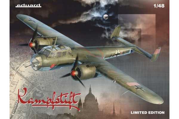 Kampfstift Dornier Do 17Z - LIMITED EDITION 1/48