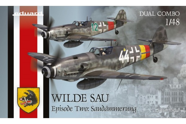 WILDE SAU Episode Two: Saudämmerung DUAL COMBO - LIMITED EDITION 1/48