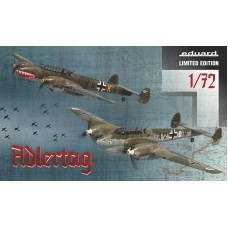 ADLERTAG Messerschmitt Bf 110C/D  - LIMITED EDITION 1/72