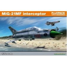 MiG-21MF interceptor ProfiPACK 1/72