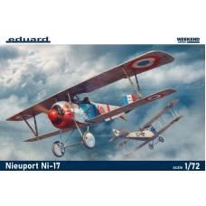 Nieuport Ni-17  Weekend Edition 1/48