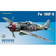 Focke-Wulf FW-190F-8 Weekend Edition 1/72
