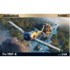 Focke-Wulf FW-190F-8 ProfiPACK 1/48