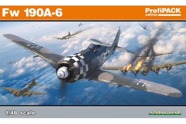 Focke-Wulf FW-190A-6 ProfiPACK 1/48