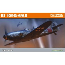 Messerschmitt Bf 109G-6/AS ProfiPACK 1/48