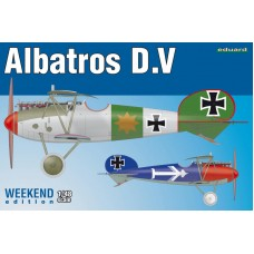 Albatros D.V Weekend Edition 1/48