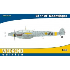 Messerschmitt  Bf 110F Nachtjäger Weekend Edition 1/48