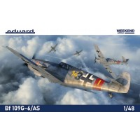 Messerschmitt Bf 109G-6/AS Weekend Edition 1/48