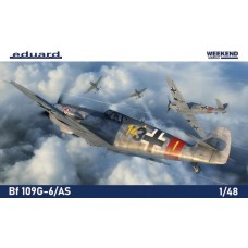 Messerschmitt Bf 109G-6/AS Weekend Edition 1/48