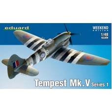 Hawker Tempest Mk.V Series 1 Weekend Edition 1/48
