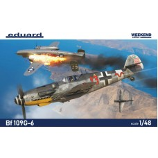 Messerschmitt Bf 109G-6 Weekend Edition 1/48