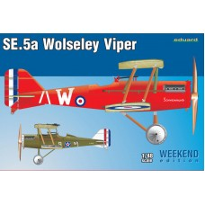 S.E.5a Wolseley Viper Weekend Edition 1/48
