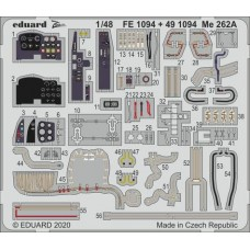 Me 262A photo-etch 1/48 for Hobby Boss kit