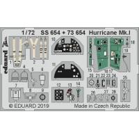 Hurricane Mk.I 1/72 Photo-etch for Arma Hobby kit