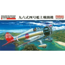 "Mitsubishi A5M4 ""Claude"" Type 96 Carrier Fighter Model 4 1/48"