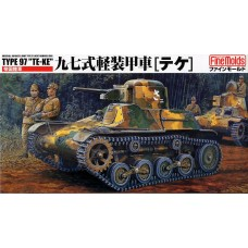 Type 97 Te-Ke Type 97 Light Armored Car 1/35